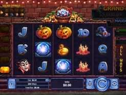 Halloween Treasures Slots